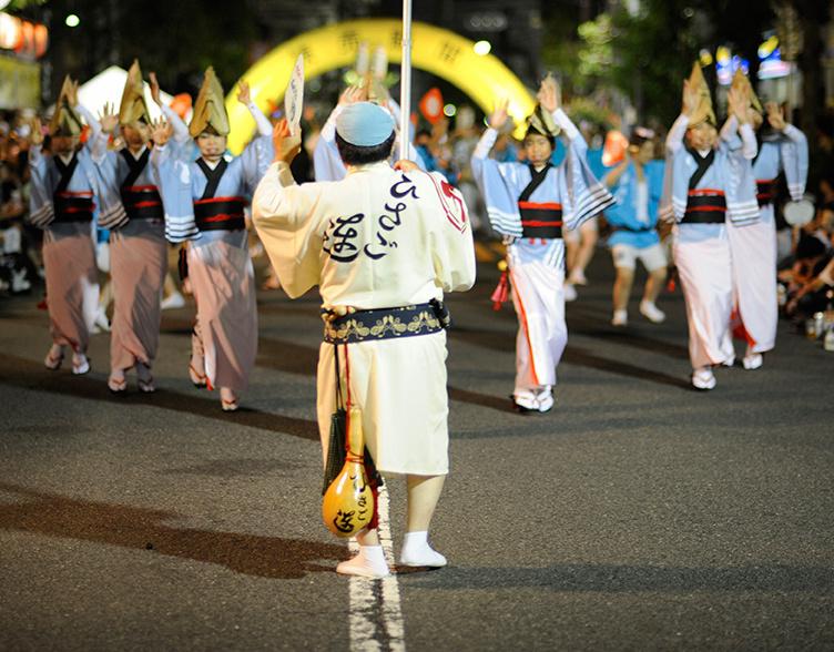 2012/8/26 高円寺阿波おどり